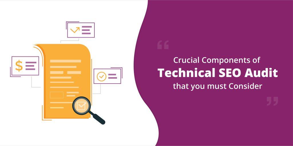 Technical SEO Audit Components